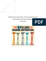 reading instruction and interventions a resource handbook for teachers