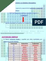 5  FORMULACION DE COMPUESTOS INORGÁNICOS (CLASE)