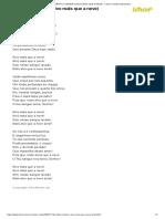 Bendito Cordeiro (Alvo Mais Que a Neve) - Cantor Cristão (Impressão)