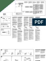 Manuale Installazione SONY CDX-GT210