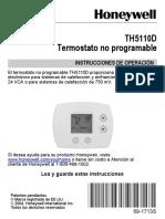 Manual HVAC Control
