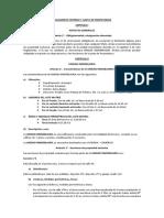 Reglamento Interno DECLARATORIA DE FABRICA