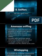 8 Sniffers  CEH-V8-ESPAÑOL