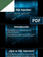 14 SQL Injection  CEH-V8-ESPAÑOL