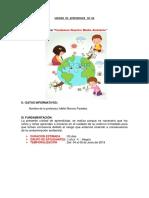 UNIDAD  DE  APRENDIZAJE   Nº  04 melbi ambiente.docx