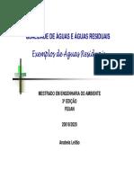 EXEMPLOS DE ÁGUAS RESIDUAIS_2018 (SLIDES).pdf