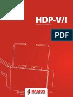 Elevador Vertical-Inclinado Ramos HDP v-I