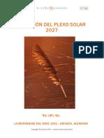 Mutacion Del Plexo Solar