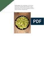 Pesto Folha de Cenoura