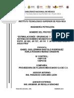 Estimulaciones Orgánicas y optimización de sistema de Bombeo Neumatico en los pozos con éxito  AF-563, AF-727, AF-741 y AF-3079  del campo Agua Fría.pdf