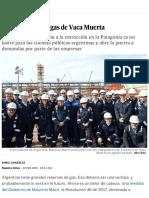 La Maldición Del Gas de Vaca Muerta _ Economía _ EL PAÍS