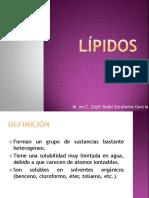 Lípidos y Membranas Biológicas Pp