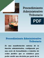 Proceso Administrativo Tributario SAT