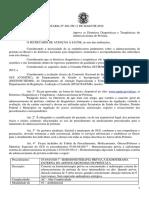 CA de Prostata MINUTA de Portaria SAS DDT 03-05-2016