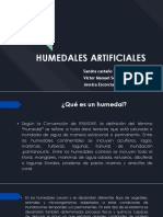 HUMEDALES ARTIFICIALES