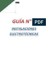 GUÍA INSTALACIONES ELECTROTÉCNICAS