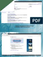 Manual Google Desktop