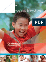 Pediatric Cannulae Catalog