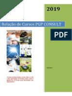 Relação de Cursos PGP_2019