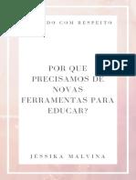 Disciplina Positiva - Jessika Malvina