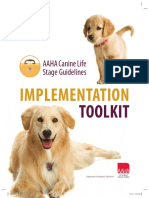 Canine Guidelines Toolkit Booklet