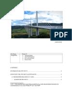 acta de constitución 1ra parte Viaducto de Millau