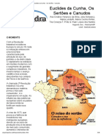 Euclides Da Cunha - Os Sertões - Canudos