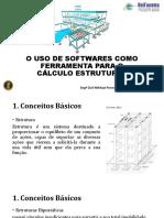 7p- o Uso de Softwares Como Ferramenta Para o Cálculo Estrutural