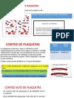 Patologías de Las Plaquetas 11