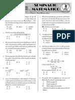 Seminario Matemático
