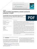 Effect of sodium hypochlorite on dentine mechanical properties A review 2009.pdf