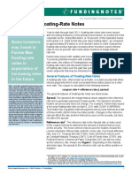 A Premier on Floating Rate Notes
