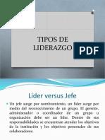 Tipos de Liderazgo.2