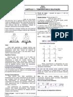 Física - CASD - Capítulo 01 - Temperatura e Dilatação