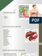 Patofisiologi Sistem Biliari