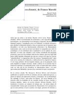The Slaughterhouse of Literature-Franco Moretti--Aborda El Problema de La Enormidad de Lo No Leído-Canon