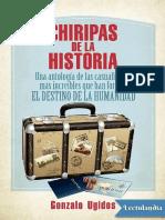 Chiripas de La Historia - Gonzalo Ugidos