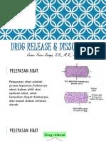 10. Drug Release & Dissolution