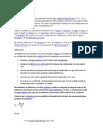 Concepto de Formulación y Evaluación de Proyectos