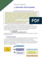Tema 4 la localizacion y dimensión de empresas