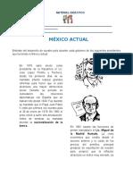 Hist México Actual