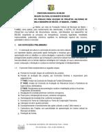 Edital de Projetos Culturais de Relevancia Social n 004 2018 Fumbel