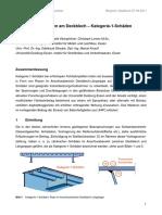 Reparatur Von Rissen Am Deckblech – Kategorie-1-Schäden