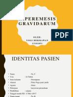 Hiperemesis Gravidarum Fix