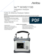 MW82119B - Data Sheet.PDF