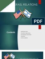 Us Israel, Ppt