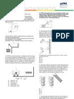 Física - Pré-Vestibular Dom Bosco - Dinâmica III - Exercícios de Aprofundamento