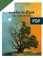 Shehr e Zaat-City of Self