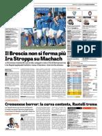 La Gazzetta Dello Sport 24-02-2019 - Serie B