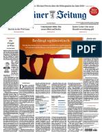 Berliner Zeitung – 31. Dezember 2018